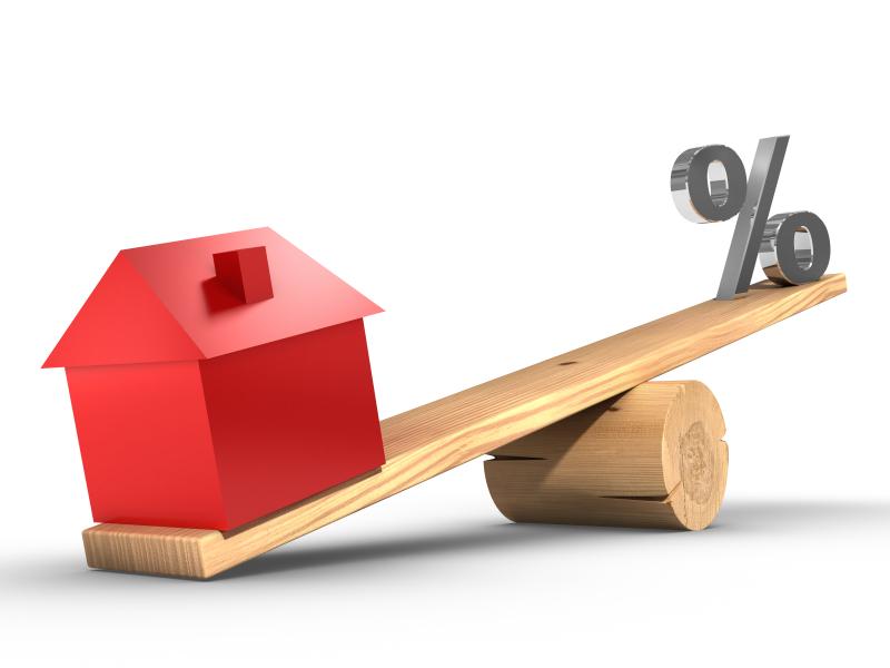 Mortgage Interest Rates Image